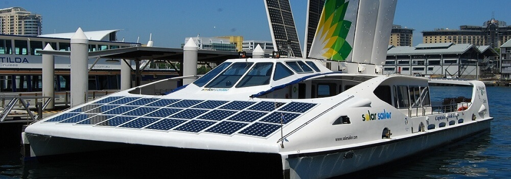 Solar Sailor Boats
