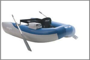 Fish Cat Scout best inflatable boat