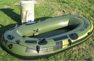 Inflatable Fish Hunter Boat