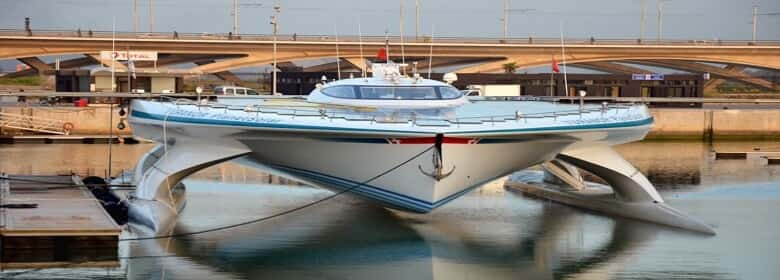 right boat generator size