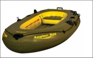 The Angler Bay Inflatable boat