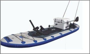 Top Osprey inflatable boat