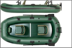 Stealth Staker Inflatable Boat