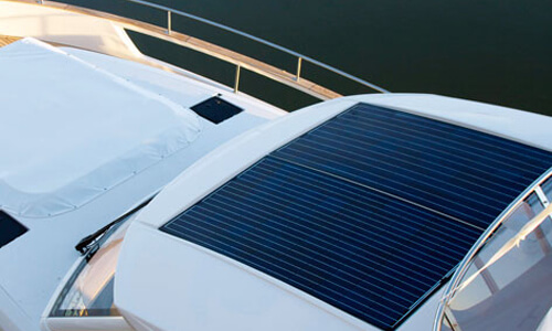 Solar Panel On Your Boat