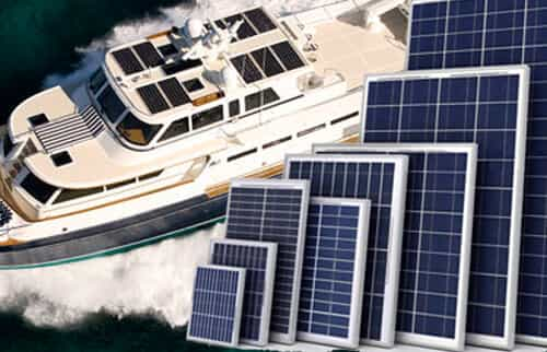 Solar Panels for Boat