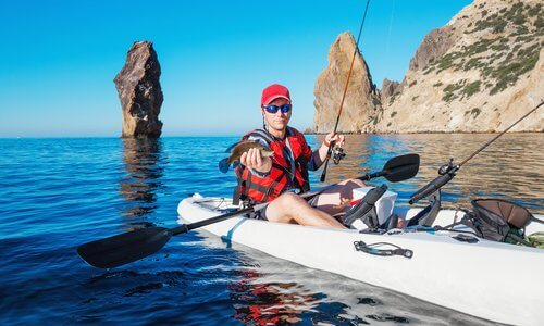 Find Your Inflatable Fishing Kayak